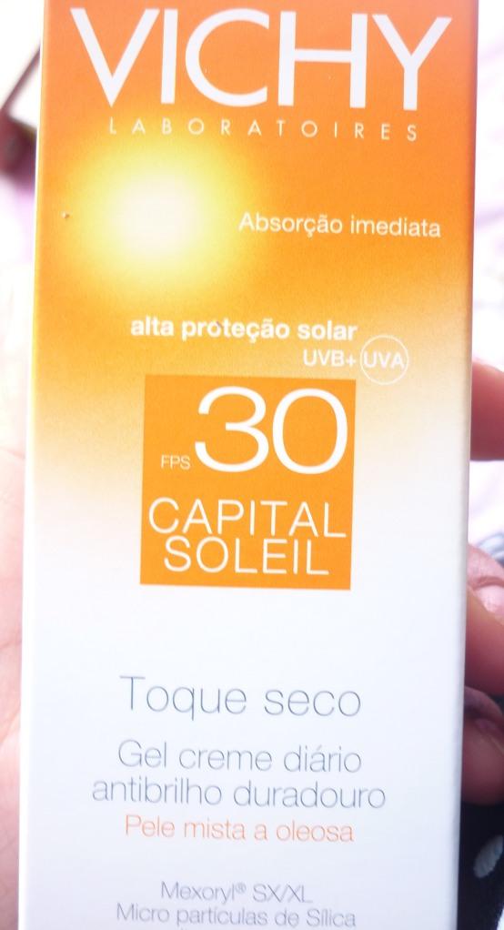 Capital Soleil -Toque Seco da Vichy